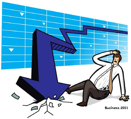 채권펀드 3개월 1% 오를 때 주식펀드 8% 손실